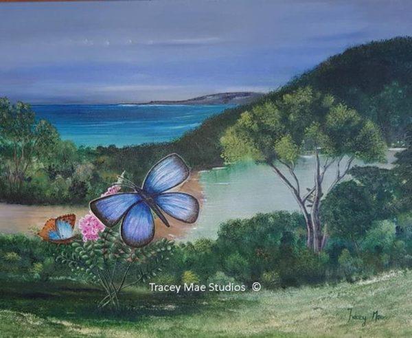 Brenton Blue
