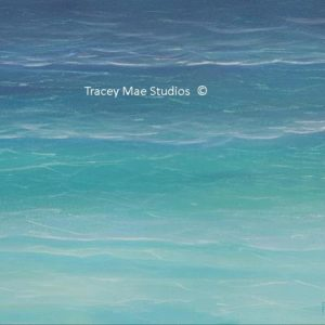 Oceana - a seascape by artist Tracey Mae